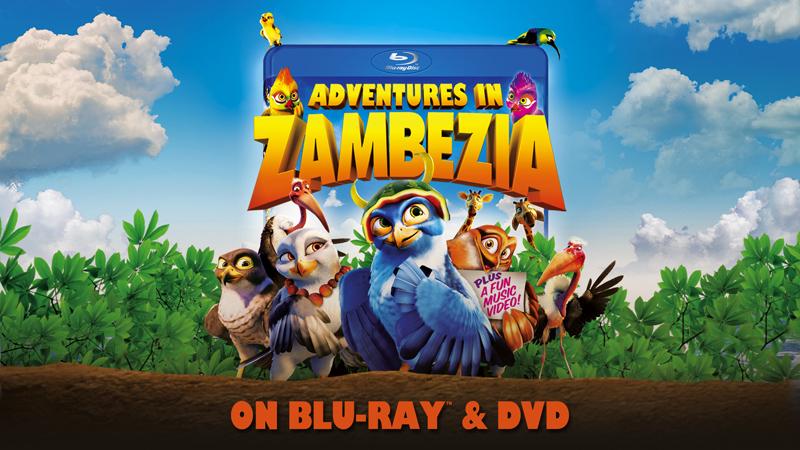 Special Clip Zambezia Takes Wing