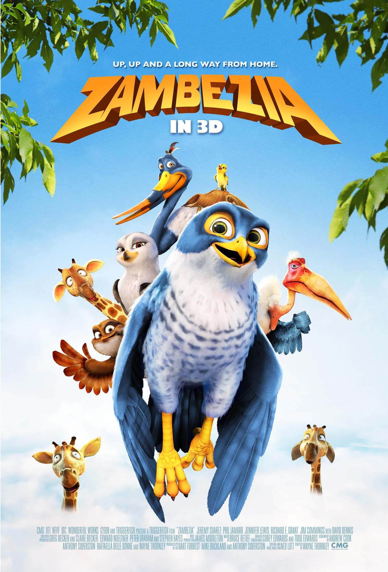 Zambezia Legendado BDRip