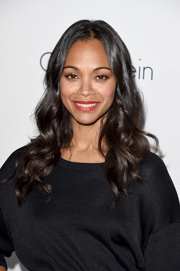 Zoe Saldana Joins 'My Little Pony' Movie, New Logo Revealed